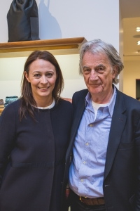 Caroline Rush & Paul Smith