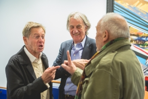 John Pawson, Paul Smith & David Bailey
